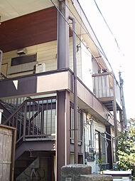 武田アパート[2階号室号室]の外観
