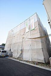 セレニティ今福南[2階]の外観