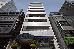 リビエール増井[3階]の外観