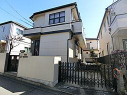 [一戸建] 東京都調布市下石原3丁目 の賃貸【/】の外観