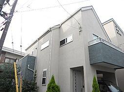 [一戸建] 東京都中野区新井2丁目 の賃貸【/】の外観