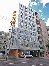 スチューデントハイム札幌大通[901号室]の外観