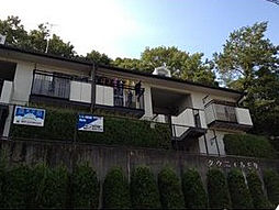 愛知県名古屋市天白区御幸山の賃貸アパートの外観
