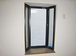 リビングの出窓