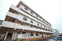 松が丘住宅19-B号棟[2階]の外観