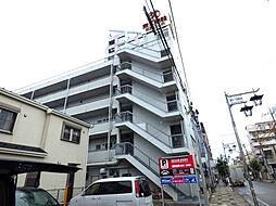 平野コーポ[4階]の外観