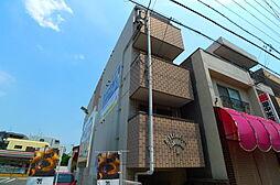 愛知県名古屋市昭和区出口町1丁目の賃貸マンションの外観