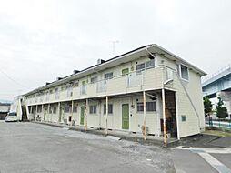 静岡県田方郡函南町上沢の賃貸アパートの外観