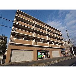 奈良県橿原市大久保町の賃貸マンションの外観