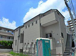 千葉県市川市市川南3丁目の賃貸アパートの外観