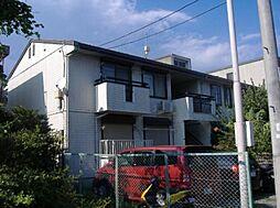 東京都杉並区井草5丁目の賃貸アパートの外観