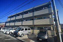 大阪府柏原市上市1丁目の賃貸マンションの外観