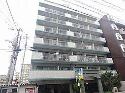 ライオンズマンション三萩野駅前[4階]の外観
