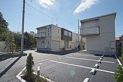 [テラスハウス] 神奈川県大和市深見 の賃貸【/】の外観