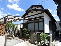 [一戸建] 福岡県大野城市東大利3丁目 の賃貸【/】の外観