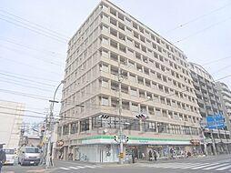 京都二条ハイツ1104[11階]の外観