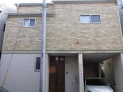 [一戸建] 東京都杉並区下高井戸3丁目 の賃貸【/】の外観