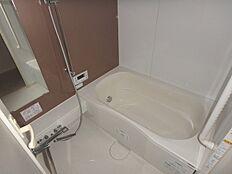 追焚機能完備のお風呂です