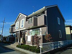 滋賀県東近江市垣見町の賃貸アパートの外観