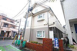 ホーユーハウス大沢[203号室]の外観