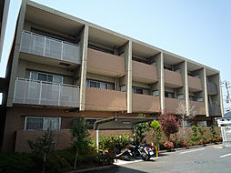コンフォールグロウ[2階]の外観