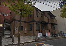 神奈川県川崎市高津区野川の賃貸アパートの外観