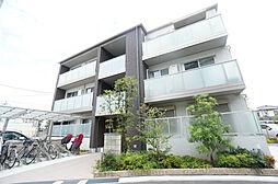 兵庫県伊丹市美鈴町1丁目の賃貸マンションの外観