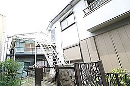 角田ハイツ[201号室]の外観