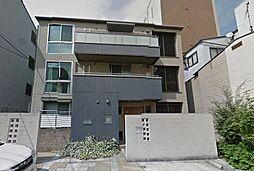 京都府京都市上京区笹屋4丁目の賃貸アパートの外観