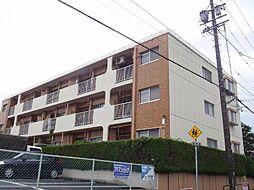 愛知県名古屋市名東区極楽4丁目の賃貸マンションの外観