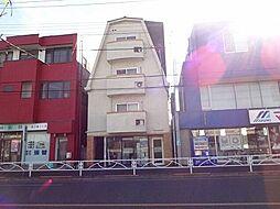 セントラルフラット[2階]の外観