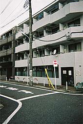 マートルコート西台[103号室号室]の外観