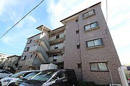 愛知県名古屋市中川区東春田3丁目の賃貸マンションの外観