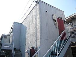 ハイツ秋山[101号室]の外観