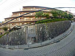 鼓が滝グリーンマンション[3階]の外観