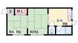 住吉駅 2.9万円