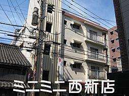 佐藤ビル[201号室]の外観
