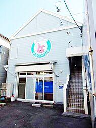 神奈川県横浜市中区新山下1丁目の賃貸アパートの外観