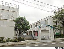 用賀中学校
