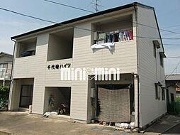 千代崎ハイツ[1階]の外観