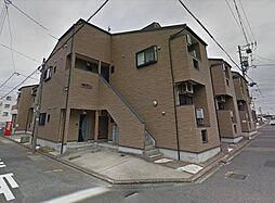 愛知県名古屋市西区栄生3丁目の賃貸アパートの外観