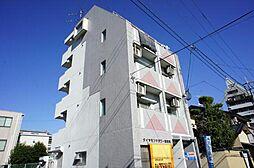 福岡県福岡市中央区白金1丁目の賃貸マンションの外観