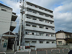 愛媛県松山市小坂4丁目の賃貸マンションの外観