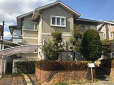 モダンな積水ハウスの家です。