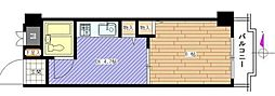 北品川5丁目マンション[2F号室]の間取り