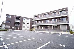 千葉県市原市五所の賃貸マンションの外観