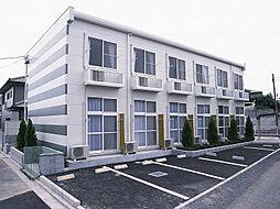 埼玉県川越市豊田町2丁目の賃貸アパートの外観
