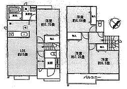 広野ゴルフ場前駅 1,990万円