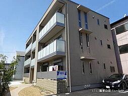 大阪府東大阪市稲葉3丁目の賃貸マンションの外観