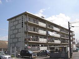 ハイツ蓮台寺[4階]の外観